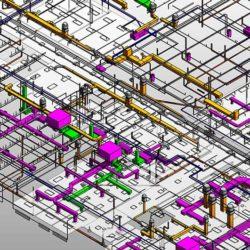 Architecture II Structure II MEP II Clash Detection II 4D Simulation